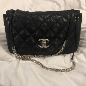 Women s Black Chanel Bags  b9f648aa01a6a